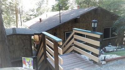 Lake Arrowhead Single Family Home For Sale: 28484 Warner Court