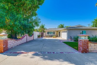 San Dimas Single Family Home For Sale: 406 W 5th Street
