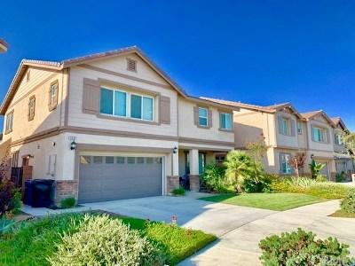 Fontana Single Family Home For Sale: 16539 Sonnet Lane