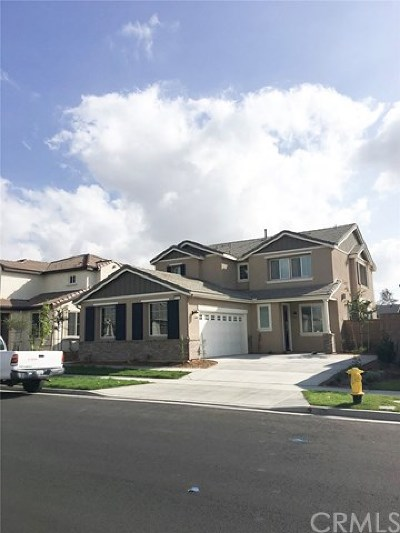 Rancho Cucamonga Single Family Home For Sale: 8265 Sunset Hills Place