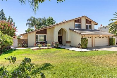 Rancho Cucamonga CA Single Family Home For Sale: $669,000