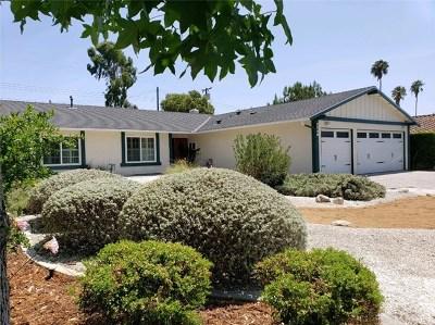Claremont Single Family Home For Sale: 2240 La Sierra Way