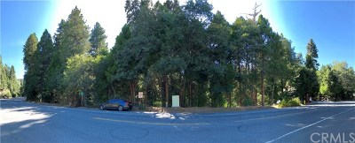 Lake Arrowhead CA Residential Lots & Land For Sale: $150,000