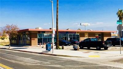 San Bernardino Commercial For Sale: 1101 S E Street