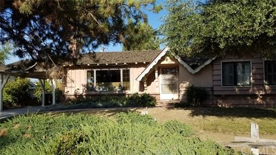 Covina Single Family Home For Sale: 1032 S Fircroft Street