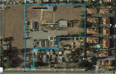 Rancho Cucamonga Commercial For Sale: 9806 Arrow