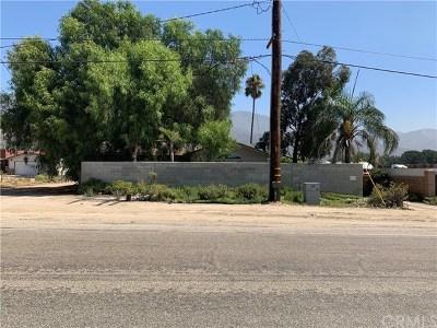 San Bernardino Commercial For Sale: 19658 Kendall Drive