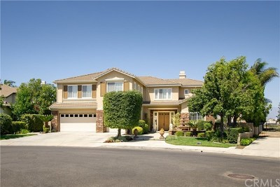 Chino Hills Single Family Home For Sale: 2846 Whispering Oak Court