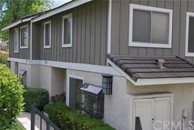 Diamond Bar Condo/Townhouse For Sale: 23735 Highland Valley Road