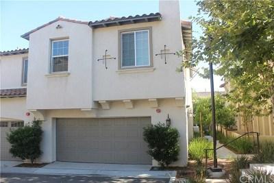 Rancho Cucamonga Condo/Townhouse For Sale: 12523 Sagrantino Court #36