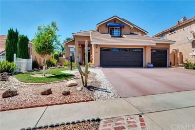 Alta Loma Single Family Home For Sale: 6380 Sonterra Court