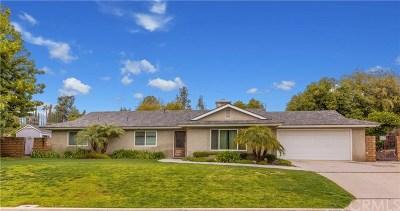 West Covina Single Family Home For Sale: 3139 E Eddes Street