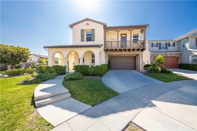 Azusa Single Family Home For Sale: 500 E Oak Court