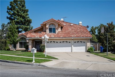 Upland Single Family Home For Sale: 2232 Danube Way