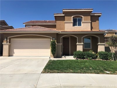 San Bernardino Single Family Home For Sale: 17970 White Willow Way