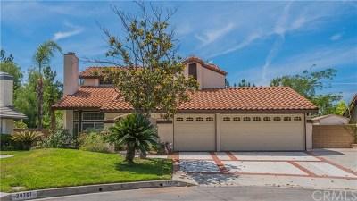 Walnut Single Family Home For Sale: 20705 E Alpine Meadows Circle