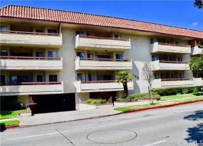 Pasadena Condo/Townhouse For Sale: 125 S Sierra Madre Boulevard #213
