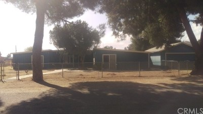Winchester CA Single Family Home For Auction: $253,650