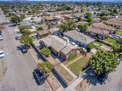 Azusa Single Family Home For Sale: 544 N Barbara Avenue