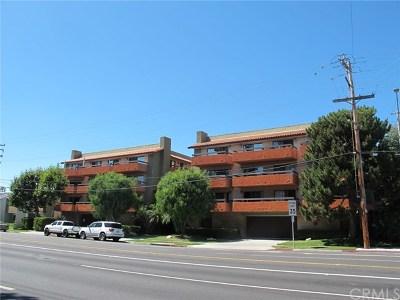 Long Beach Condo/Townhouse For Sale: 5001 E Atherton Street #304