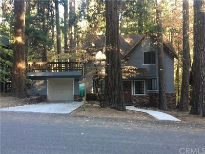 Lake Arrowhead Single Family Home For Sale: 27820 Rainbow Drive