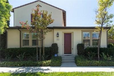 Irvine Condo/Townhouse For Sale: 110 Desert Bloom