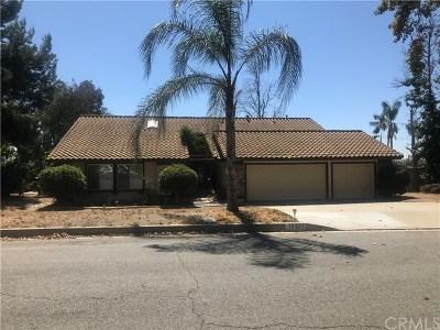 Rancho Cucamonga CA Single Family Home For Sale: $599,950