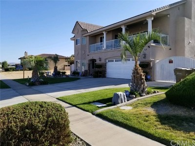 Victorville CA Single Family Home For Sale: $387,000