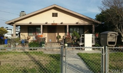 Upland Single Family Home For Sale: 112 N 10th Avenue