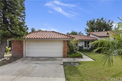 Upland Single Family Home For Sale: 1364 Orchard Circle