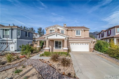 Rancho Cucamonga Single Family Home For Sale: 5878 San Thomas Court