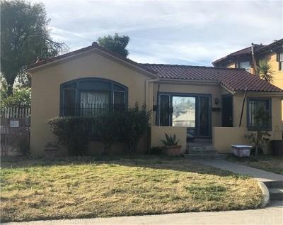 San Bernardino Multi Family Home For Sale: 1118 N G Street