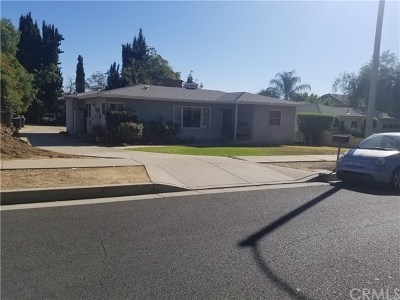 Alta Loma Single Family Home For Sale: 6737 Hellman Avenue