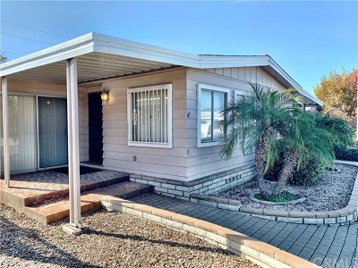Redlands Mobile Home For Sale: 1178 Benbow Place
