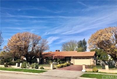 Colton Single Family Home For Sale: 267 E N Street
