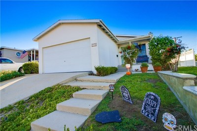 Torrance Single Family Home For Sale: 2734 Ridgeland Road