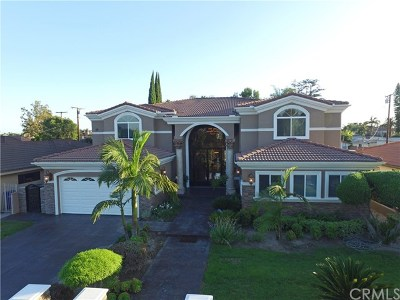 Downey Single Family Home For Sale: 9054 Suva Street
