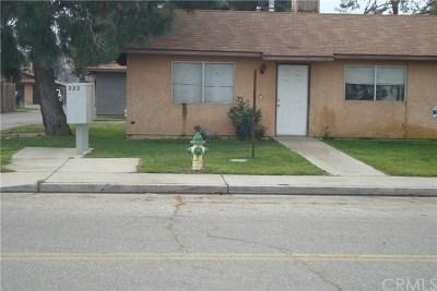 Bakersfield Multi Family Home For Sale: 333 Beardsley Avenue
