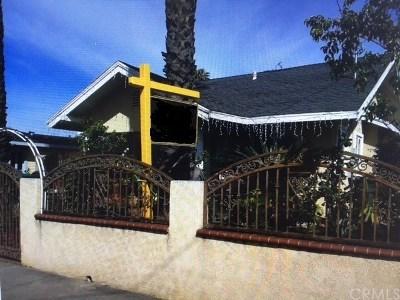 Santa Ana Single Family Home For Sale: 1515 W 2nd Street
