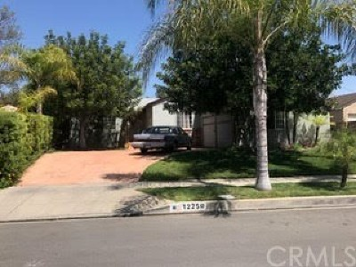 Sun Valley Single Family Home Active Under Contract: 12259 Community Street