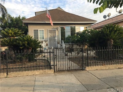 San Pedro Single Family Home For Sale: 449 W 10th Street