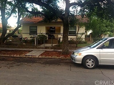 Redlands Single Family Home For Sale: 904 Clay Street