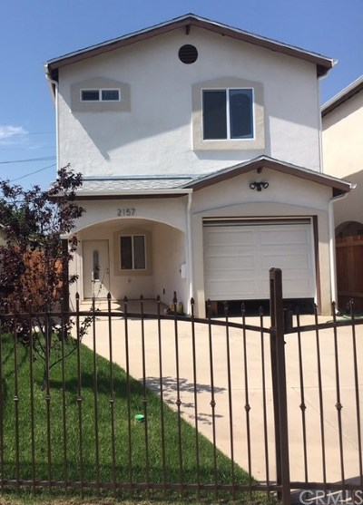 Compton Single Family Home For Sale: 2157 Hatchway