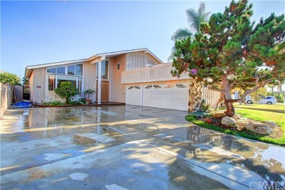 Huntington Beach Single Family Home For Sale: 6862 Defiance Drive
