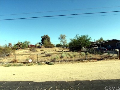 Victorville Residential Lots & Land For Sale: 16711 Hughes Road