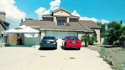 Lake Elsinore Single Family Home For Sale: 33160 Trabuco Drive