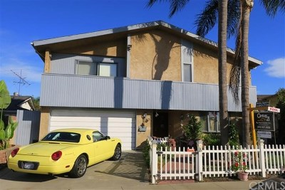Downey Single Family Home For Sale: 9072 Chaney Avenue
