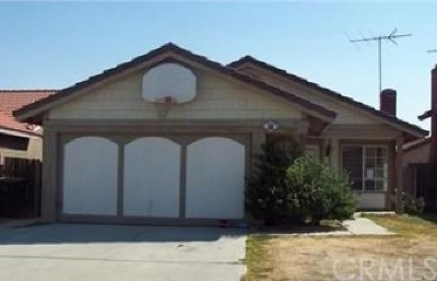 Perris Single Family Home For Sale: 139 Appletree Drive
