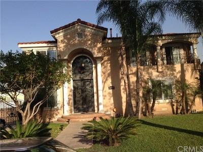 Downey Single Family Home For Sale: 9034 Lemoran Avenue