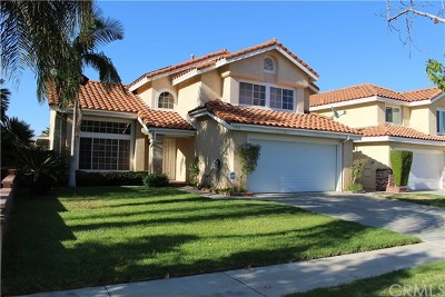 Corona Single Family Home For Sale: 1351 Pajero Drive